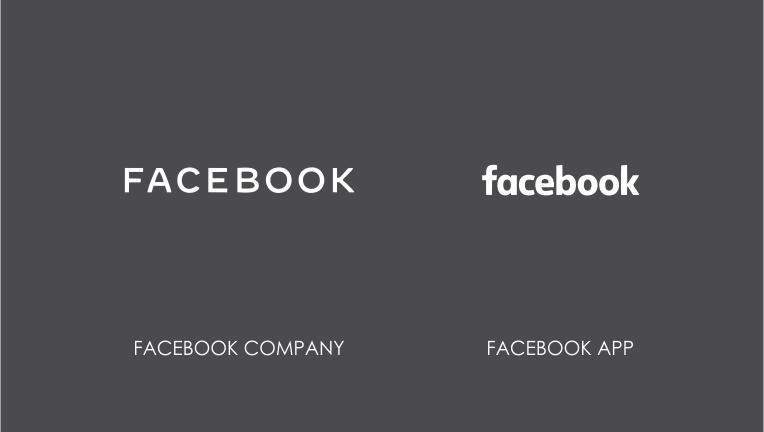 لوگوی جدید فیس بوک